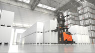 Technology and automation can help to reduce product damage in a warehouse